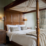 Principal Room - Four poster king size bed En-suite