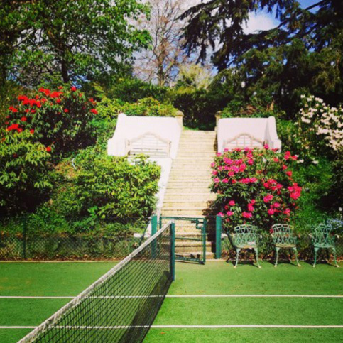 About Tennis Courts