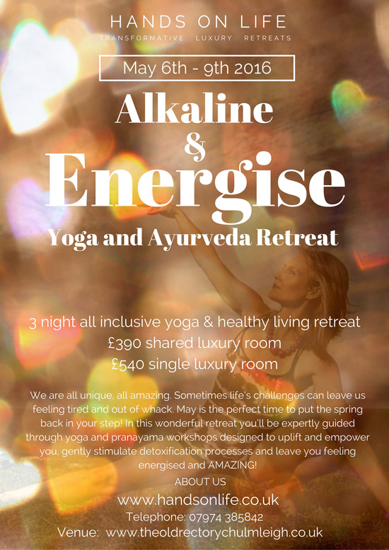 May Yoga Retreat