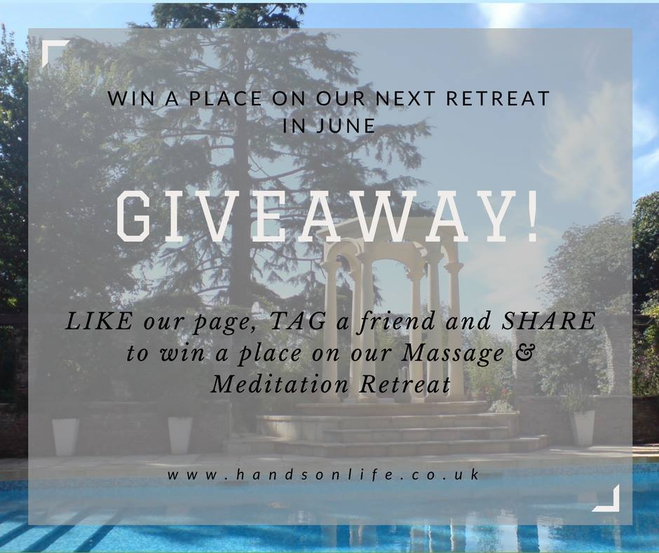 Win a place at our next retreat in May 2017
